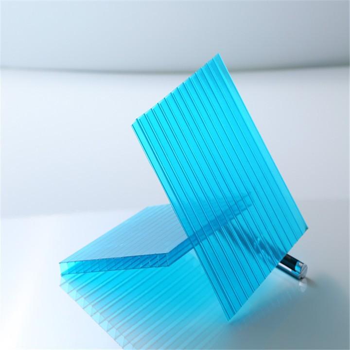 tấm nhựa thông minh lấy sáng dạng rỗng