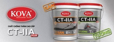 Bảng báo giá sơn KOVA chính hãng
