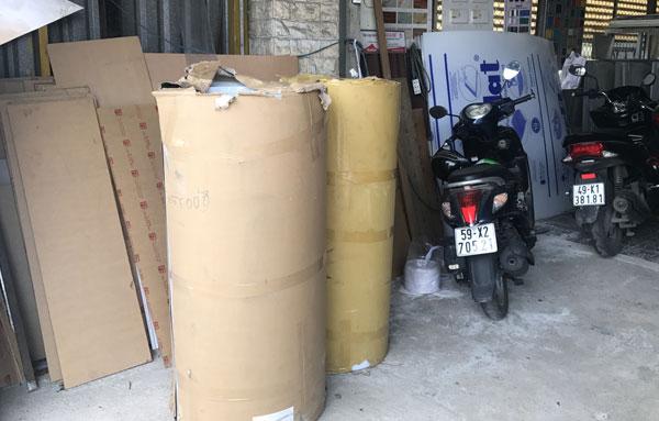 Tìm đại lý cung cấp tấm nhựa lấy sáng ở Nam Trung Bộ