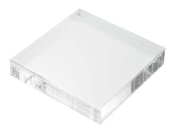 Tấm nhựa acrylic mica Đài Loan trong suốt 5mm