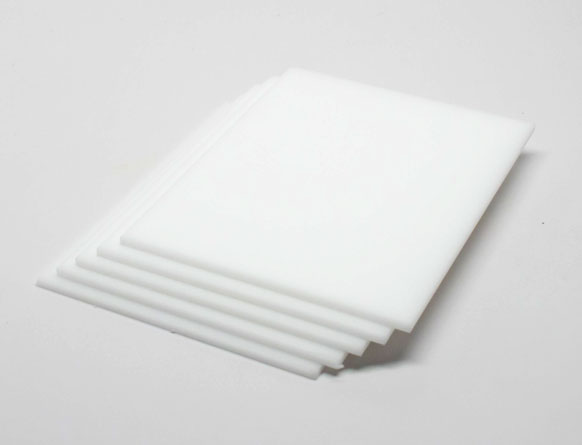 Tấm mica trắng sữa 4mm nhựa acrylic Đài Loan