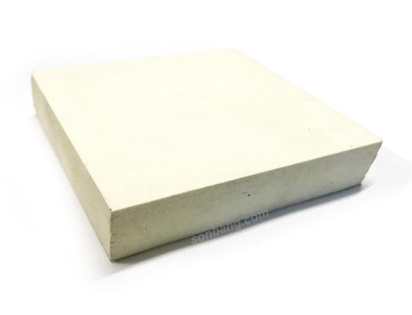 Tấm nhựa pvc 18mm Pima giả gỗ màu trắng