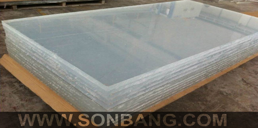 mica Trung Quốc 4mm trong